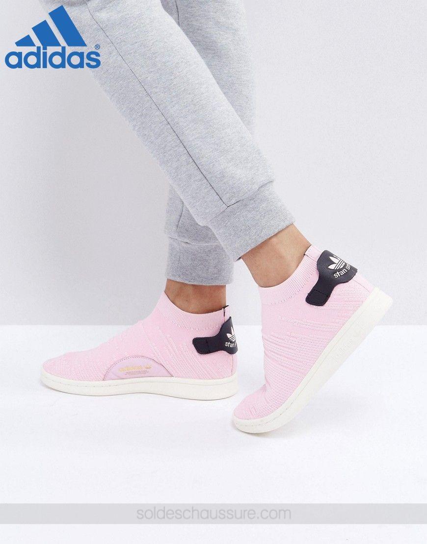 f63579eff67b adidas basket chaussette