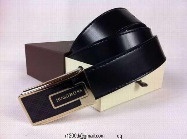 ceinture cuir hugo boss pas cher e6965cb355c